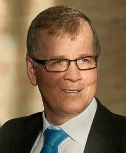 Arne Sigtenbjerggaard går af som borgmester