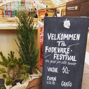 Fødevarefestival - Spinderihallerne Vejle - Velkommen