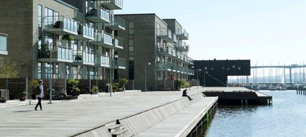Rundtur: Ny bydel ved Vejle Fjord
