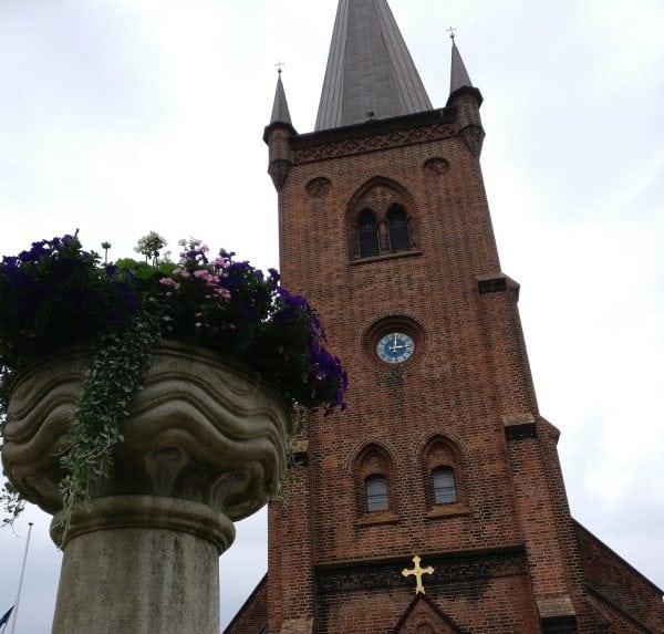 Rundvisning i Sct. Nicolai kirke
