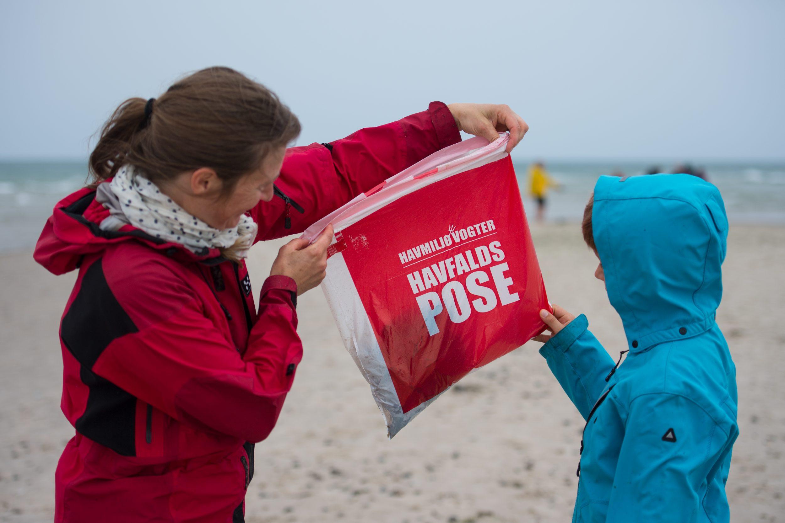 Rene strande er det nye hit blandt børn