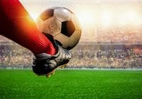 Det er aldrig til at forudsige, hvad der vil ske i en fodboldkamp. Foto: Fodboldspilleren.dk