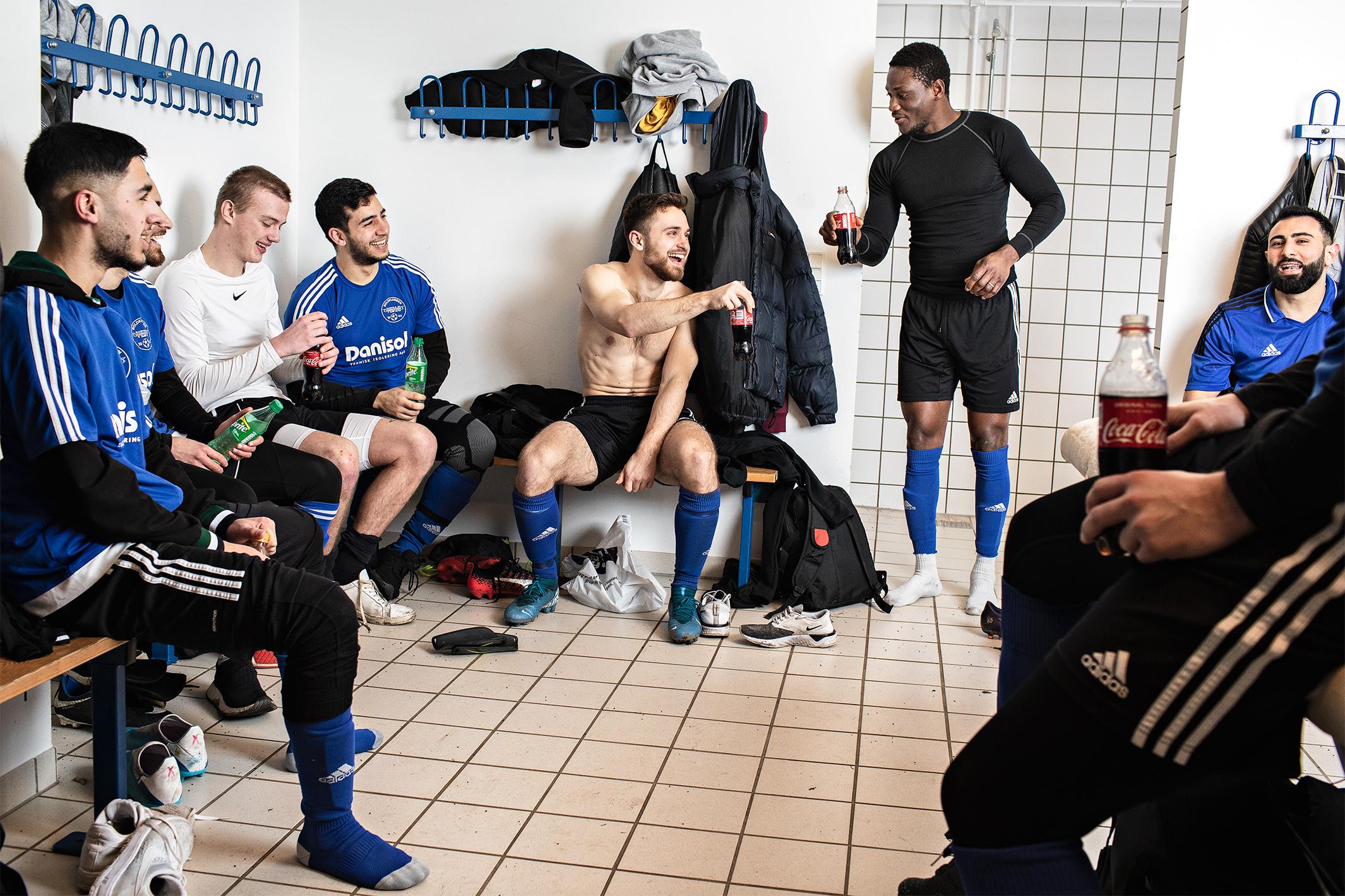 Coca-Cola vil styrke sportsklubber i Vejle med OL-konkurrence