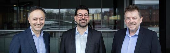 Iltrobot fra dansk virksomhed hjælper coronasmittede og sundhedspersonale