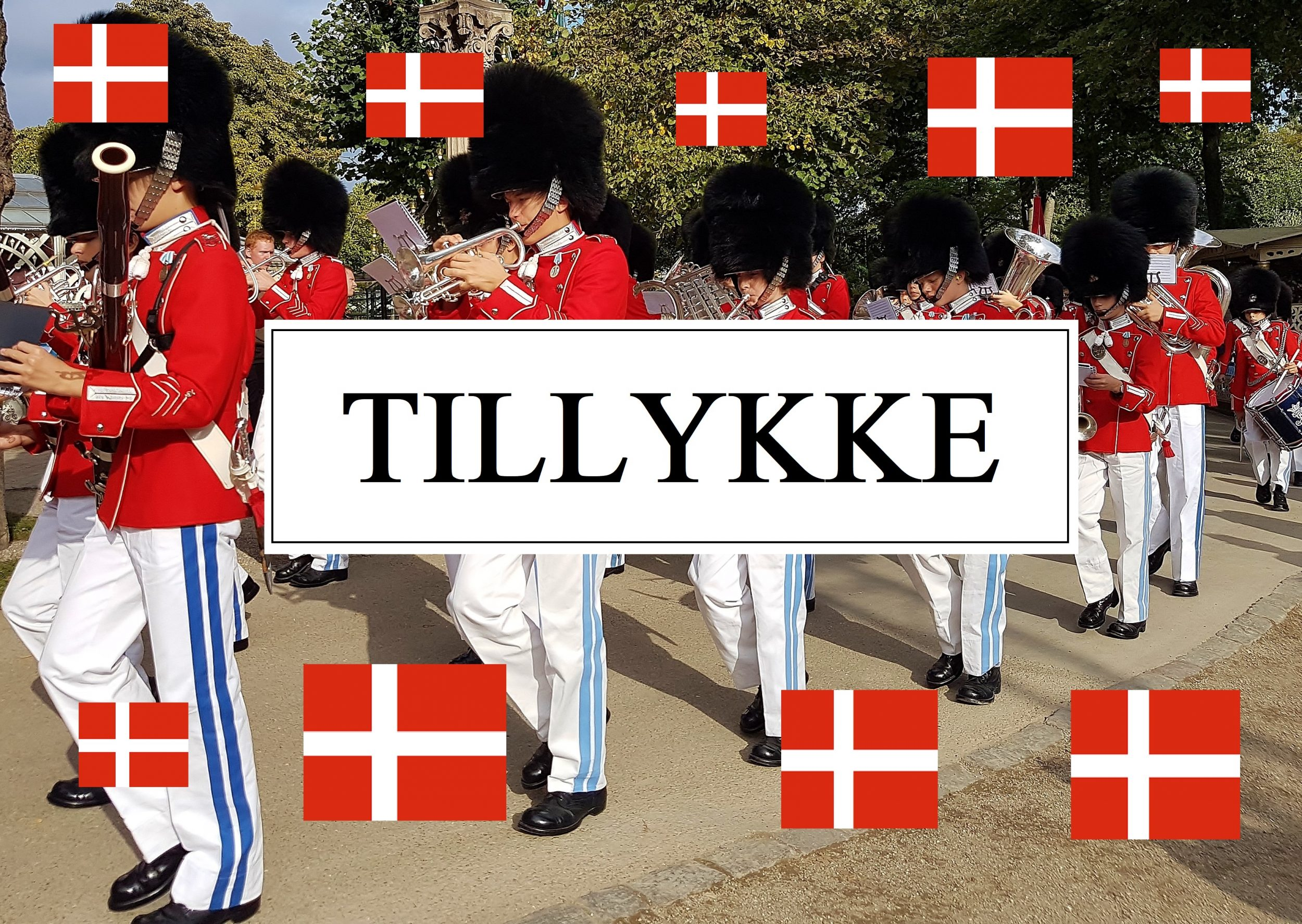 Hjerteligt tillykke til Danmarks dronning, Dronning Margrethe II (f. 16. april 1940).