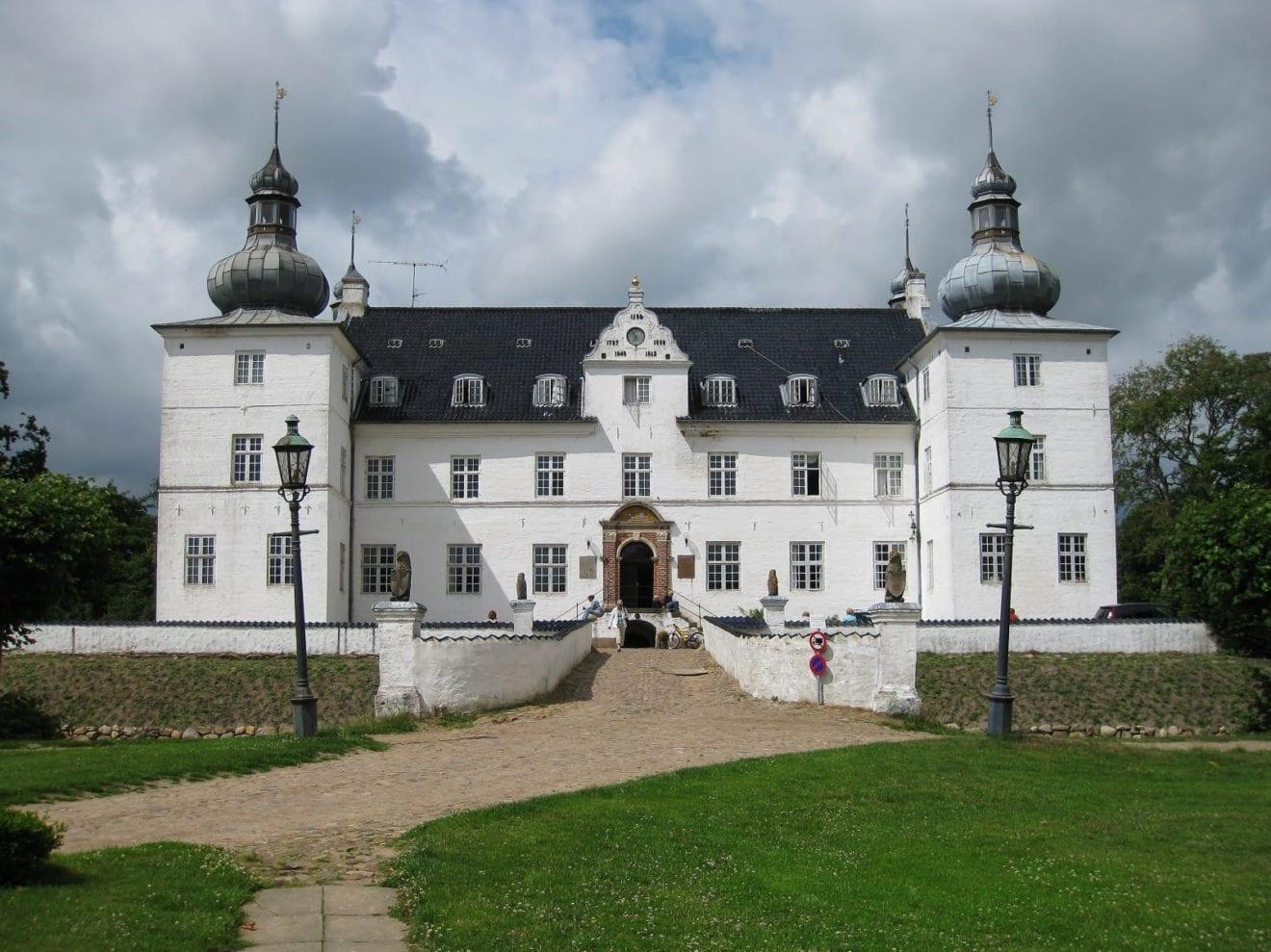 Dit Vejle besøger Engelsholm Slot