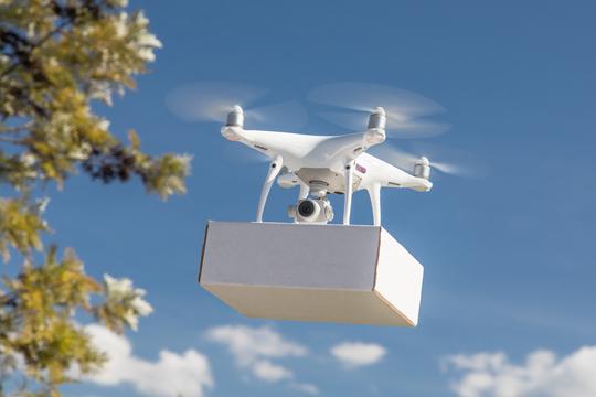 Nyt samarbejde løfter droneteknologien ind i fremtiden