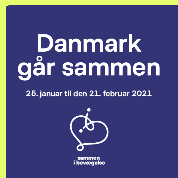 Hele Danmark går sammen i bevægelsens år