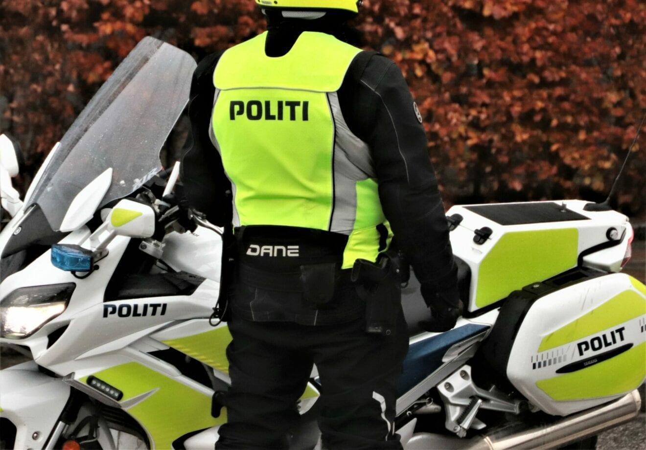 Politi stopper uopmærksomme trafikanter i den kommende uge