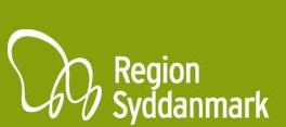 Status på COVID-19-vaccination i Region Syddanmark