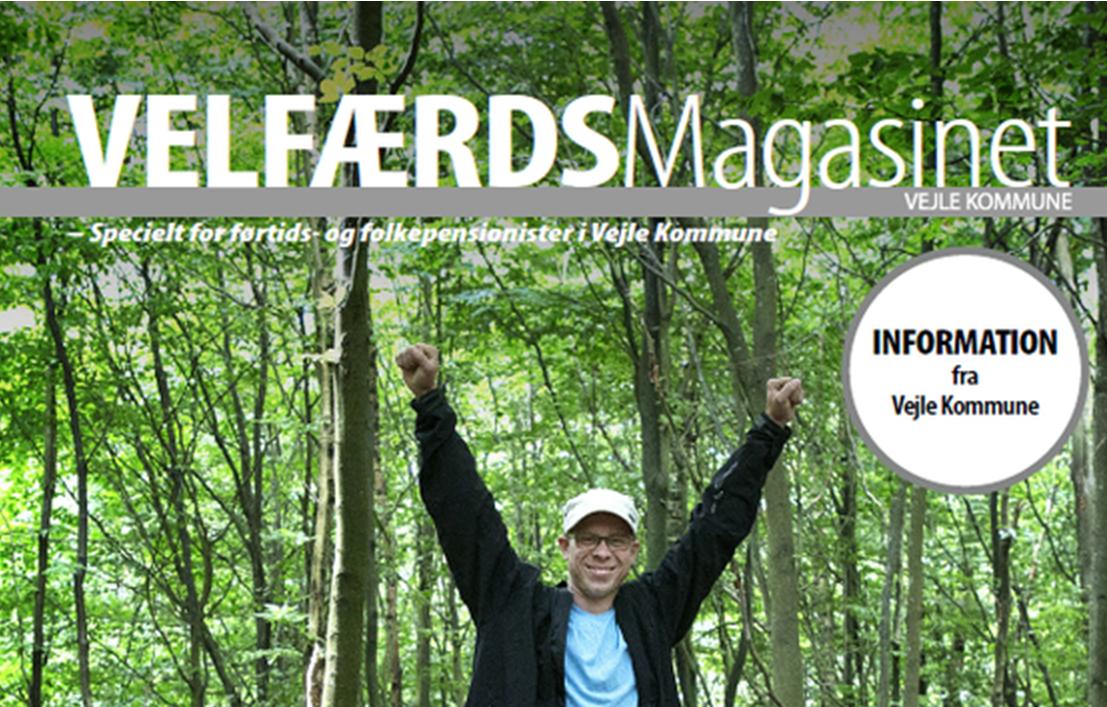 Læs det nye Velfærdsmagasin: Tema om naturen som rekreativt rum
